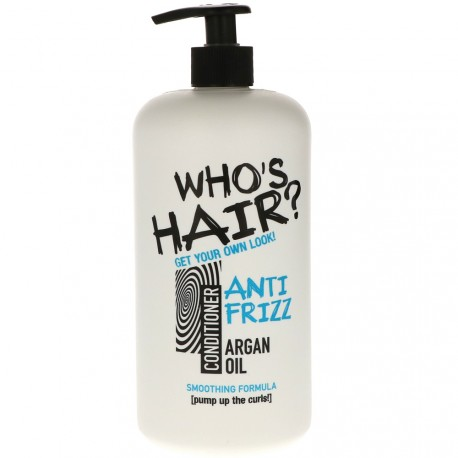 Who's Hair - Aprés-shampooing Anti-frizz - 1 litre