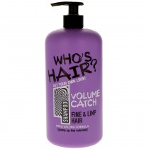 Who's Hair - Shampooing Volume Catch - 1 litre