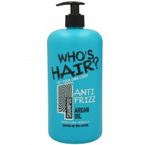 Who's Hair - Shampooing Anti-Frizz Argan - 1 litre