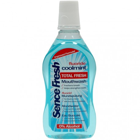 Sence fresh - Bain de Bouche Coolmint - 500ml