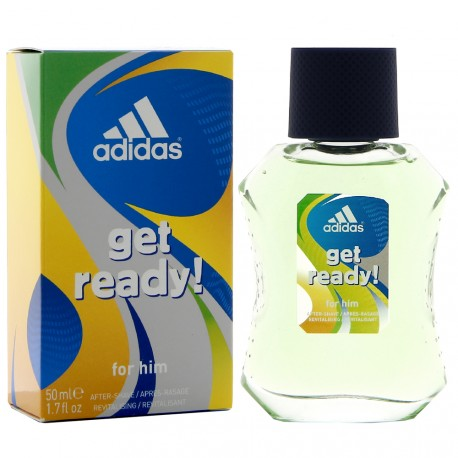 Adidas - Get ready for him Après rasage - 50 ml