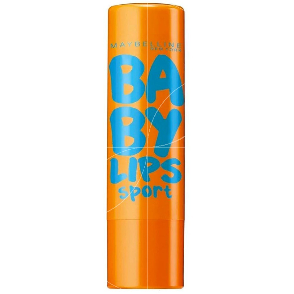 Gemey Maybelline - Baume à Lèvres Baby Lips sport - 30 seas the blue