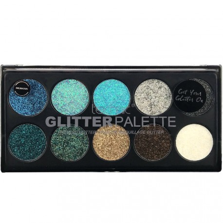 technic - Palette de fards pailleté