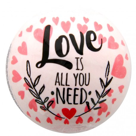 Maxbrands - Bombe de Bain Love Is All You Need - 180g