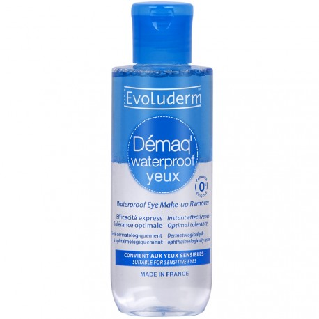 Evoluderm - Démaq' Waterproof Yeux - 150ml