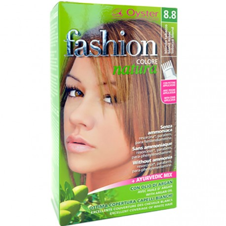 Oyster Fashion Natura - Coloration 8.8 Blond Tabac