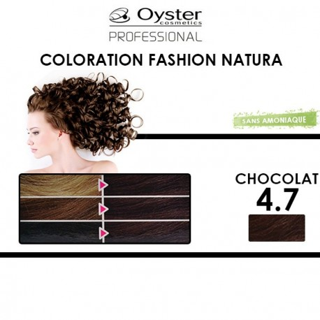 Oyster Fashion Natura - Coloration 4.7 Chocolat