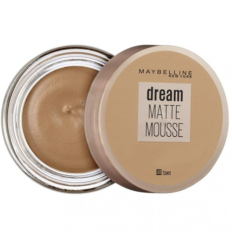 Maybelline - Fond de Teint Dream Mat Mousse n°40 Cannelle - 18ml