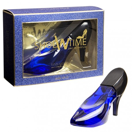 Linn Young - Shoewtime Blue edition - Eau de Parfum Femme - 90ml
