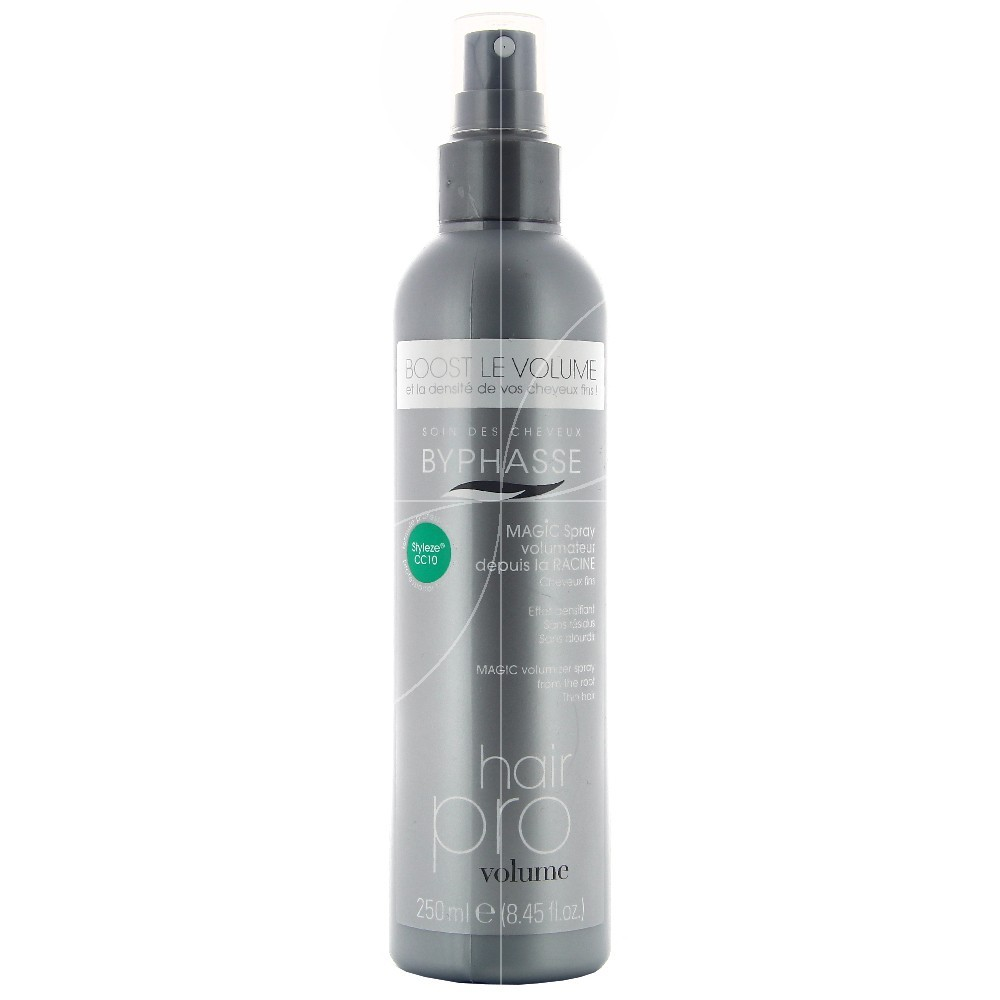 Byphasse - Hair pro Magic Spray volumateur depuis la racine - 250ml
