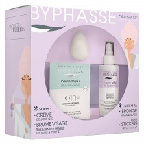 """Byphasse - Coffret Belle Pour Toi """"It's Vanity time"""" Lila"""