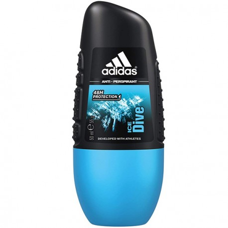 Adidas - Ice Dive Déodorant Roll-on - 50ml