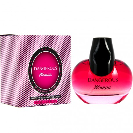 New Brand - Dangerous Woman - Eau de parfum Femme - 100ml