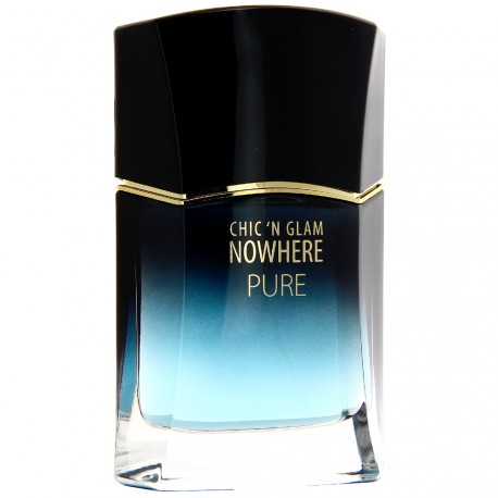 New Brand - Chic'N Glam Nowhere Pure - Eau de toilette homme - 100ml