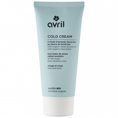 Avril - Cold Cream Bio - 200ml