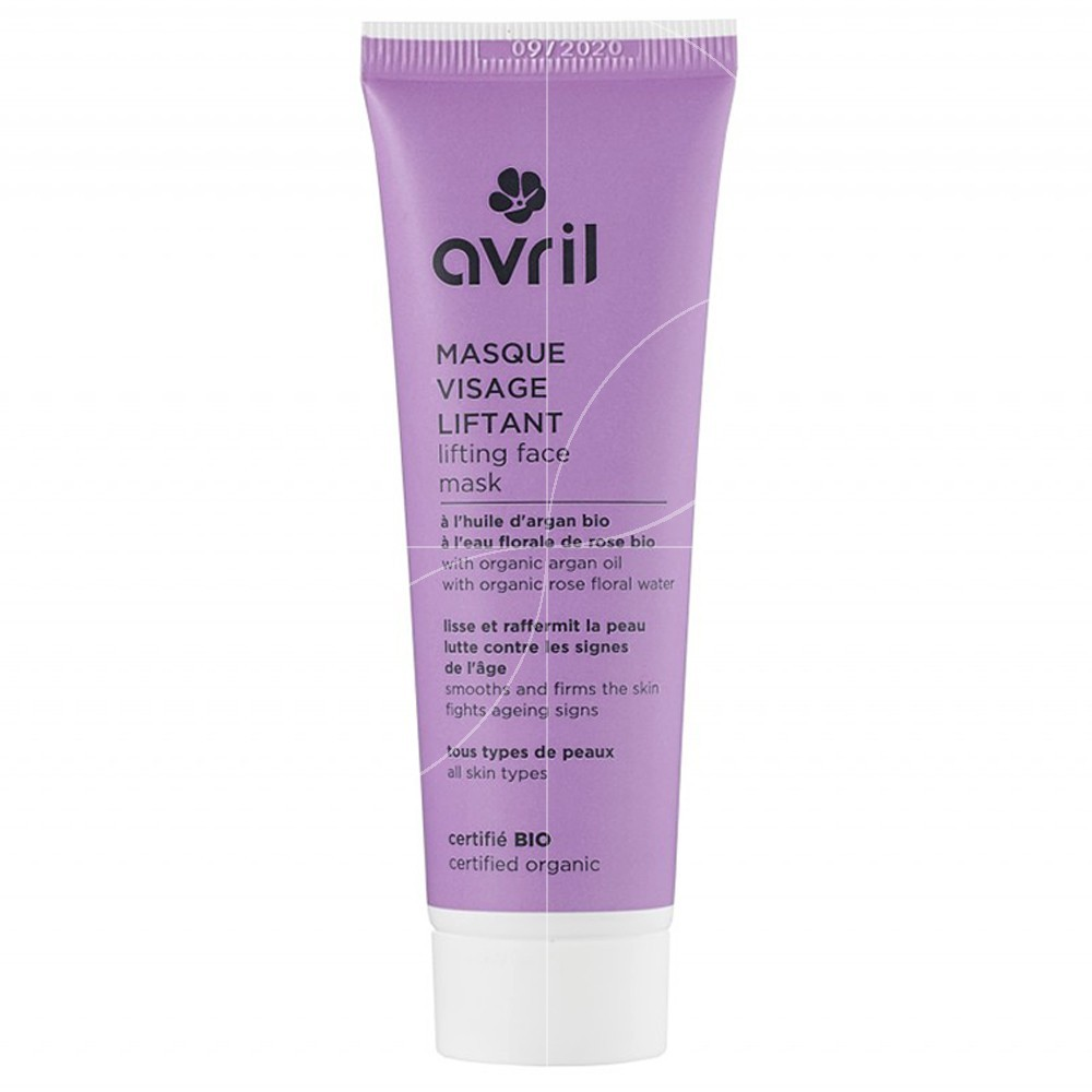 Avril - Masque Visage Liftant Bio - 50ml