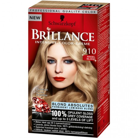 Schwarzkopf - Coloration Brillance Mèches 910 Blond absolu