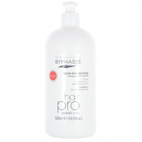 Byphasse - Hair pro Après-shampooing Nutritiv riche - 500ml