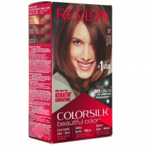 Revlon - Coloration Colorsilk n°51 Châtain Clair