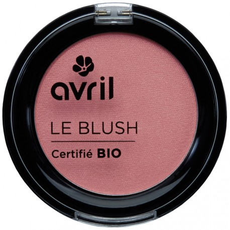 Avril - Blush Rose Praline - certifié bio