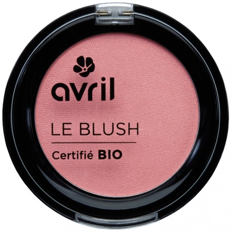 Avril - Blush Rose nacré - certifié bio