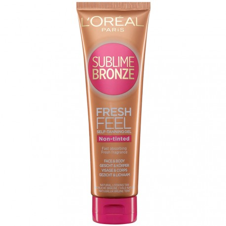 L'Oréal - Sublime Bronze - Gelée Auto-Bronzante Fresh Feel - 150ml