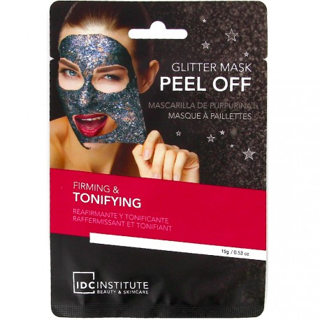 IDC Institute - Masque à Paillettes Peel Off pour le visage - 15gr