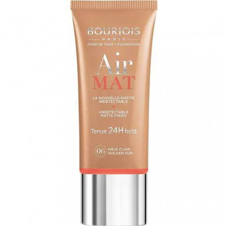 Bourjois - Air Mat Fond de teint 06 Hâlé Clair - 30ml