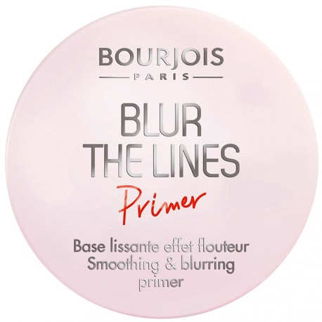 Bourjois - Blur The Lines Primer - Base Lissante - 7ml