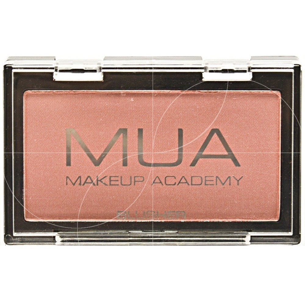 MUA - Blusher - Fard à joues Shade 2