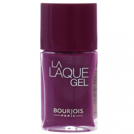 Bourjois - Vernis à ongles La Laque Gel - 21 Fig Good !