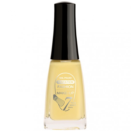 Fashion Make-Up - Vernis à Ongles, Tentation n°0301 jaune - 11ml