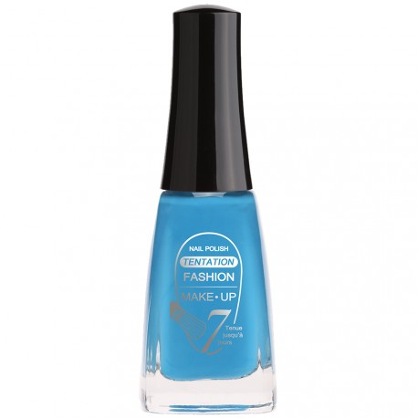 Fashion Make-Up - Vernis à Ongles, Tentation n°0326 bleu - 11ml