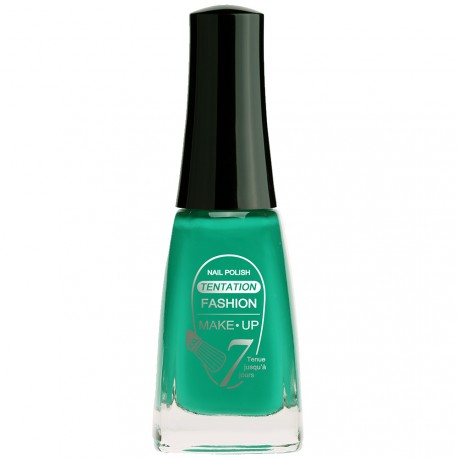 Fashion Make-Up - Vernis à Ongles, Tentation n°0329 vert - 11ml