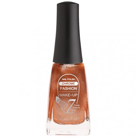 Fashion Make-Up - Vernis à Ongles, Chrome n°0503 Cuivre - 11ml