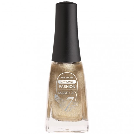 Fashion Make-Up - Vernis à Ongles, Chrome n°0502 Or - 11ml