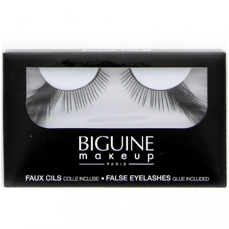 Biguine - Faux cils 13309 La Séductrice Colle incluse