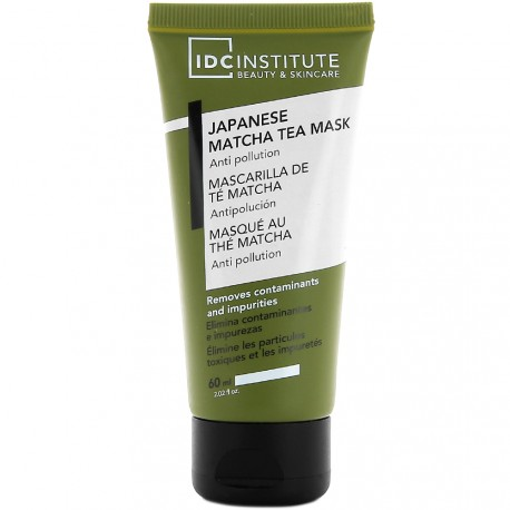 IDC Institute - Masque au Thé Matcha Anti-Pollution - 60ml