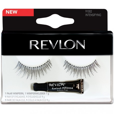 Revlon - Faux cils + colle 1g - 91002 Intensifying