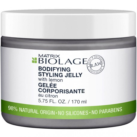 Matrix Biolage RAW - Gelée Coiffante Volumisante - 170ml