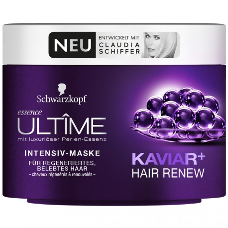 Schwarzkopf - Masque capillaire essence ultime caviar - 200ml