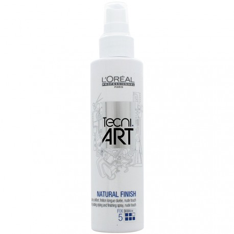 L'Oréal - Tecni.Art - Spray Coiffant Natural Finish - 125ml