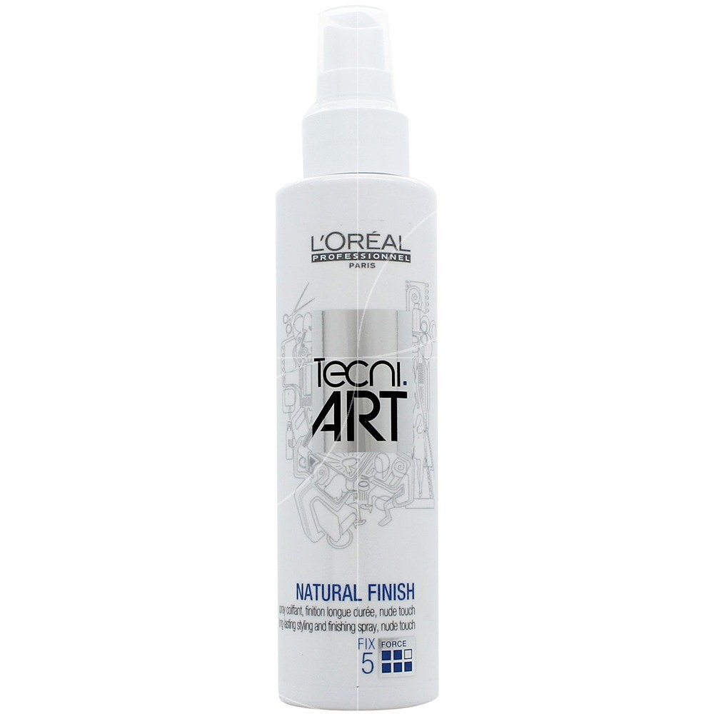 Spray coiffant Nude Touch Natural Finish 125ml pas cher L