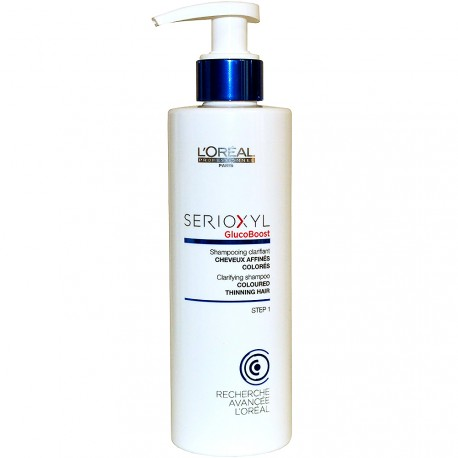 L'Oréal Professionnel - Serioxyl GlucoBoost - Shampooing clarifiant - 250ml