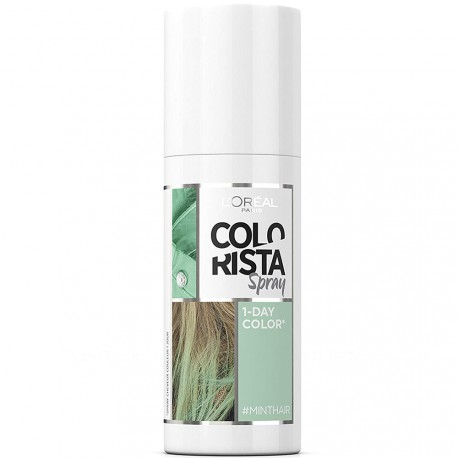 L'Oréal - Colorista spray coloration 1 jour Minthair - 75ml