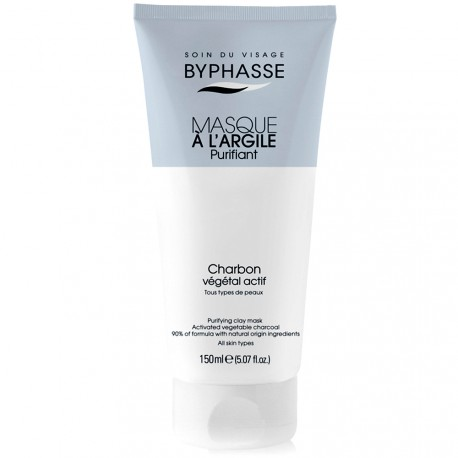 Byphasse - Masque visage à l'argile Purifiant - 150ml
