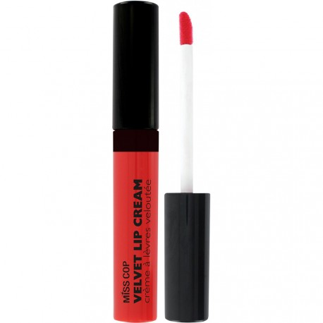 Miss Cop - Velvet Gloss à lèvres 02 Rouge passion - 2.4g