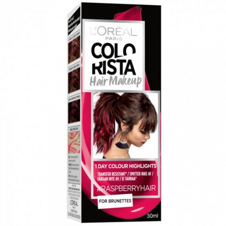 L'Oréal - Colorista Hair Make up 1 jour Raspeberryhair - 30ml