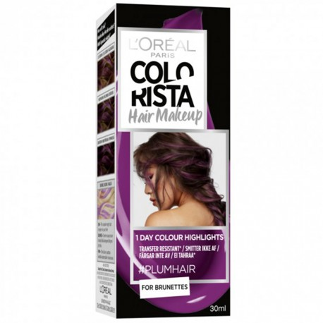 L'Oréal - Colorista Hair Make up 1 jour Plumhair - 30ml