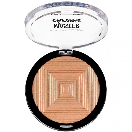 Gemey Maybelline - Poudre Chrome Master n°100 Molten Gold - 9g